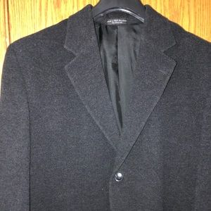 Cashmere Ralph Lauren (Chaps) over coat